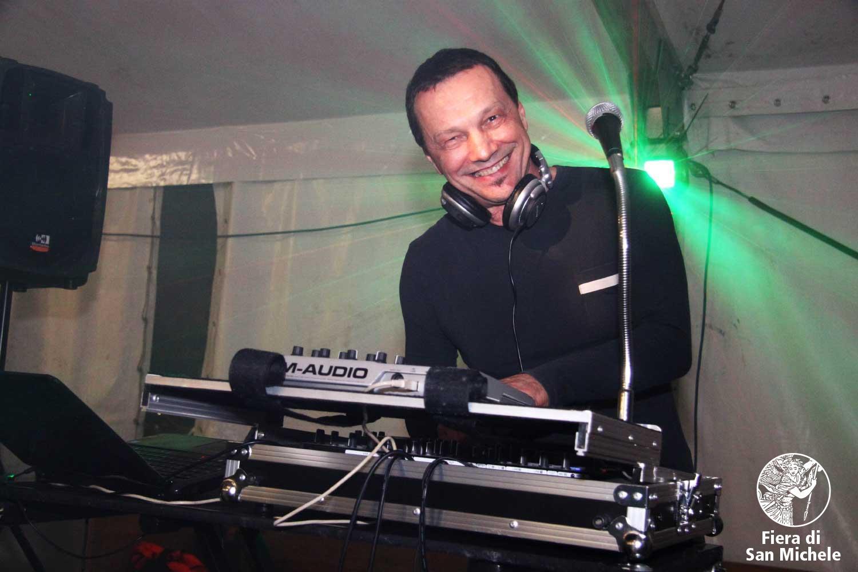Serata in musica 360° e DJ LEROY