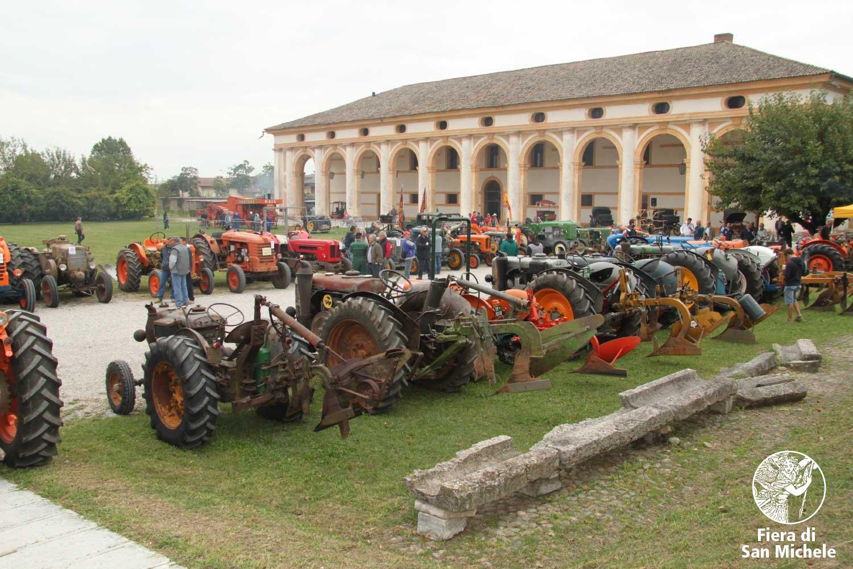 Fiera trattori ed attrezzature d'epoca
