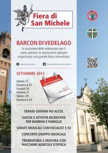Fiera di San Michele 2013 - Libretto