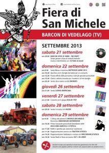 Fiera di San Michele 2013 - Manifesto