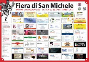 Fiera di San Michele 2013 - Tovaglietta