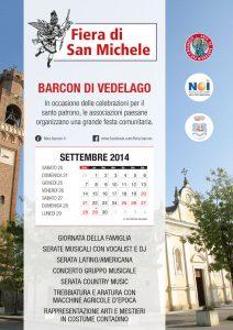 Fiera di San Michele 2014 - Libretto
