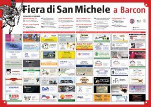 Fiera di San Michele 2014 - Tovaglietta