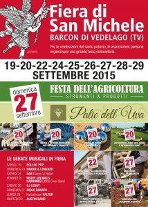 Fiera di San Michele 2015 - Manifesto