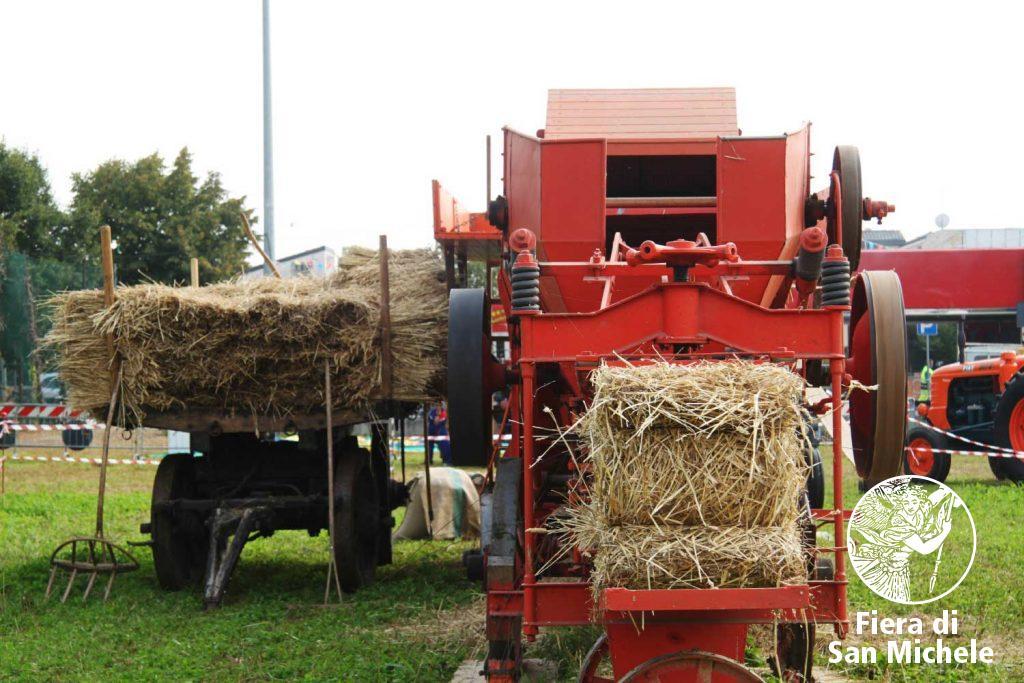 Festa dell'Agricoltura – Trebbiatura