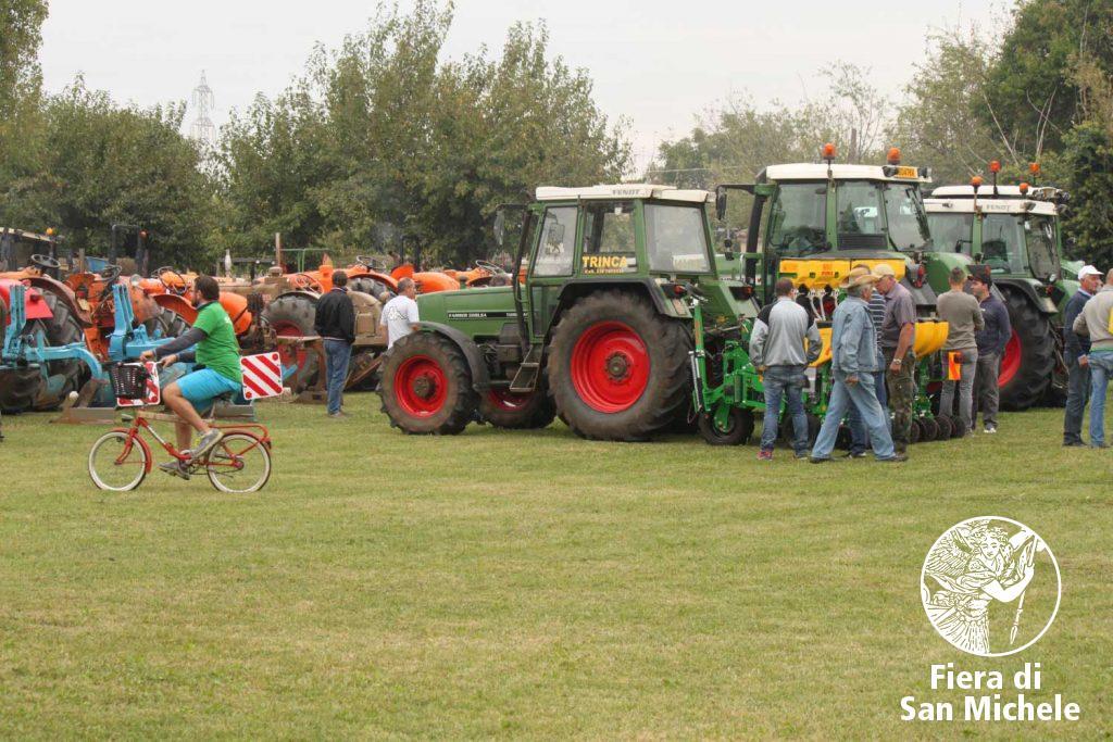 Festa dell'Agricoltura - Trattori